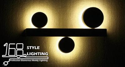 【168 Lighting】漫漫步調《LED壁燈》(兩色)GE 81072