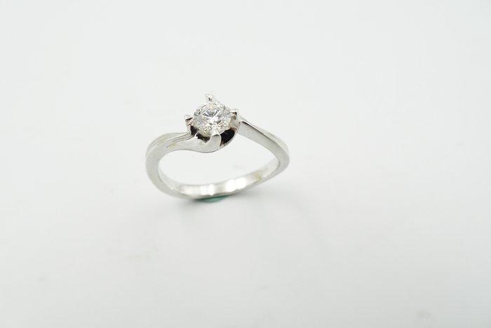 %玉承珠寶%天然32分鑽石14K金戒指A239  GIA(貴金屬買賣.珠寶設計訂做)(鑽石售出)