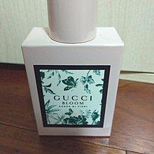 GUCCI 古馳(香水)50ml無盒Gucci Bloom Acqua Di Fiori 花悅綠漾女性淡香水50ml無盒包裝