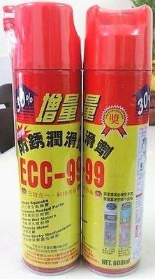 專家最愛! ISO認證 增量30% ECC-99 除鏽油 潤滑油 保護油 除銹劑  高品質 ECC99 台灣製 防鏽 潤