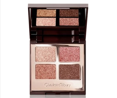 Charlotte Tilbury  - LUXURY PALETTE OF POPS PILLOW TALK