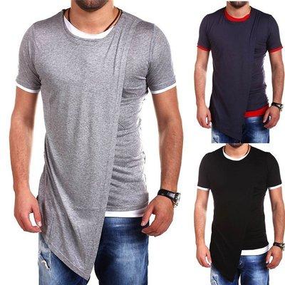 男短袖The   summer new men big yards short sleeve T-shirt