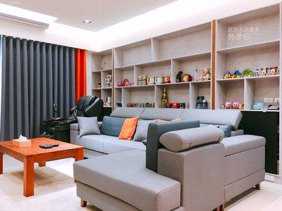 【歐雅系統家具】明朗又寬敞!實現您的成家夢 客廳 臥房 餐桌 美耐板 茶鏡 造型天花板