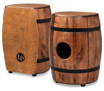[魔力˙高雄] 美國LP 木箱鼓 威士忌酒桶造型 WHISKY BARREL 小鼓響線 M1406WB 贈木箱鼓袋