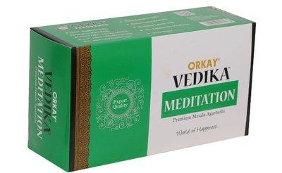 [晴天舖]印度線香ORKAY VEDIKA Meditation 冥想