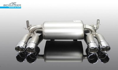 【樂駒】AC Schnitzer BMW F80 M3 F82 F83 M4 排氣管 sport 尾段 鍍鉻 排氣 系統