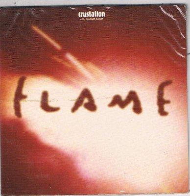 [鑫隆音樂]西洋單曲-FLAME / crustation {LC7925}/全新/免競標