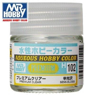 【鋼普拉】現貨 MR.HOBBY GUNZE 郡氏 GSI H-102 H102 水性漆 消光 保護漆 模型漆 10ml 彰化縣
