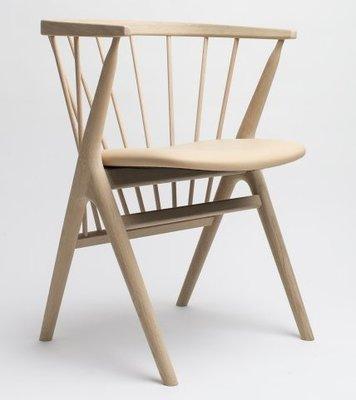 [Deer casa]Sibast No 8複刻餐椅( 北歐 復刻 臺灣製造)