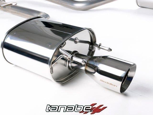 日本 Tanabe Medalion Touring 排氣管 Nissan 日產 March K13 12-15