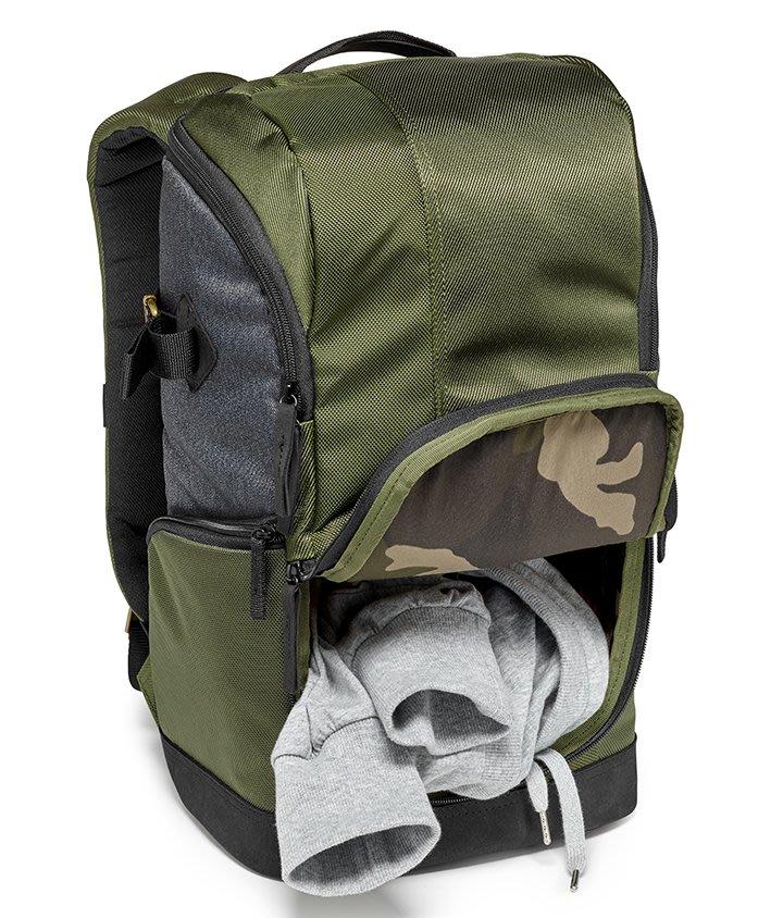 【金茂攝影】 Manfrotto Street Backpack-CSC 微單眼後背包