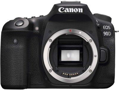 【高雄四海】Canon EOS 90D kit (18-200mm IS).3250萬畫素.4K錄影.全新平輸一年保固