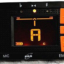 【老羊樂器店】ENO EMT-08 充電式 調音器 節拍器