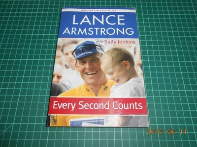 《Every Second Counts》ISBN:0767914481【CS超聖文化2讚】