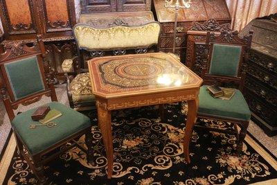 【家與收藏】特價稀有珍藏歐洲古董義大利...