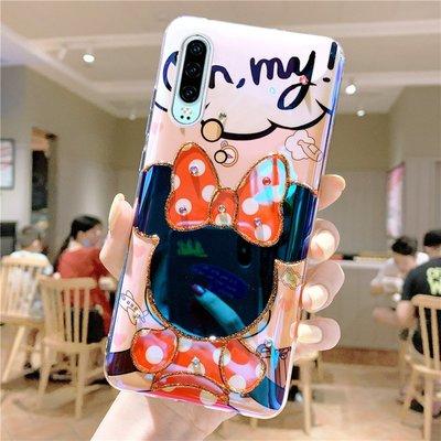 Starry × Shop 卡通黛西米妮華為p40手機殼p30pro個性創意p30超薄p40pro防摔p20榮耀30pro軟硅膠p20pro手機套榮耀30可