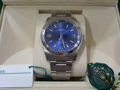 ROLEX 116000藍面經典款機械錶 AP、卡地亞、CHANEL、蕭邦、GS、IWC、浪琴、歐米茄、沛納海 可參考