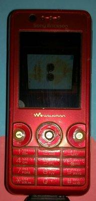 $${索尼易利信}SonyEricsson W660i 紅色$$