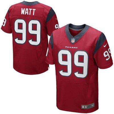 Cover Taiwan Nike NFL 德州人隊 美式足球 橄欖球 球衣 嘻哈 復古 古著 紅色 Oversize