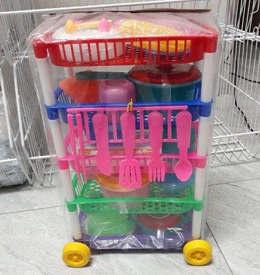 扮家家酒玩具推車 台灣製造