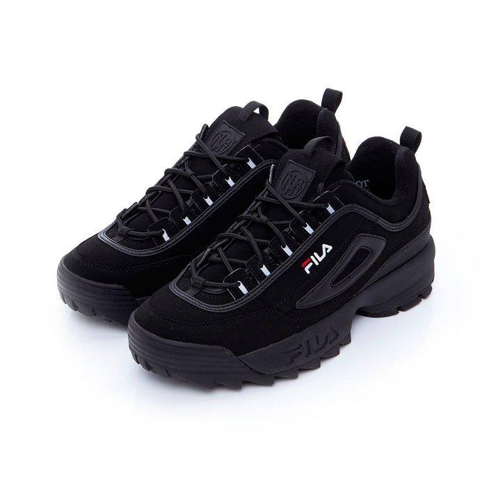 【Basa Sneaker】MJFRESH X FILA The Big Dark 黑色 黑魂