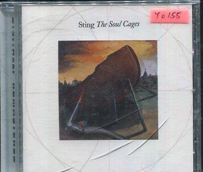 *還有唱片行* STING / THE SOUL CAGES 全新 Y0155 (殼破) (149起拍)