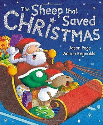 *小P書樂園* The Sheep that Saved Christmas