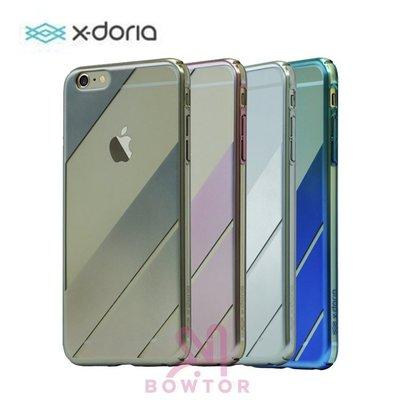 光華商場。包你個頭【X-doria】精銳系列 斜線 硬殼 金屬面 iPhone6 Plus 5.5吋