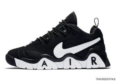 Nike Air Barrage Low CD7510-001 男慢跑休閒男女鞋