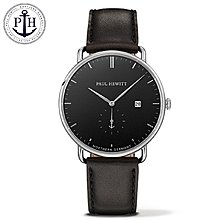 (特價)PAUL HEWITT復古船錨時尚腕錶PH-TGA-S-B-2S (2M)