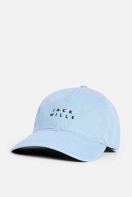 當日寄出[現貨] 英國代購 英國Jack Wills ENFIELD 棒球帽 天空藍