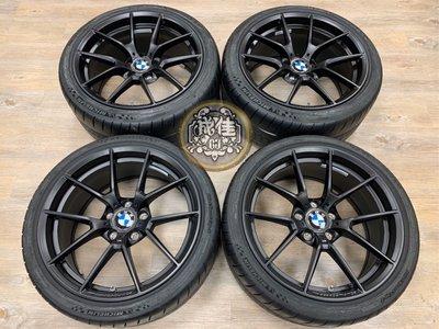 🆕新品現貨 🆕  BMW 正原廠763M 19吋鍛造輕量化前後配鋁圈含胎