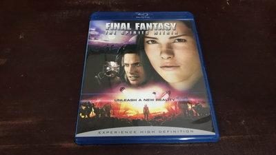 R02《好書321KB》【藍光BD】Final Fantasy 太空戰士 -夢境實錄
