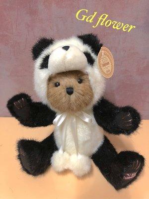 泰迪🐻偽裝熊貓