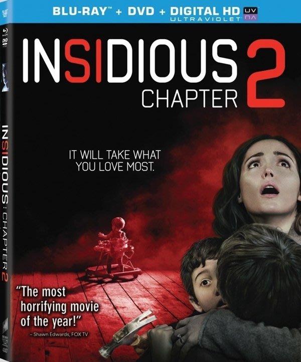 【藍光電影】陰兒房第2章:陰魂守舍 / 潛伏2 / Insidious: Chapter 2 (2013)