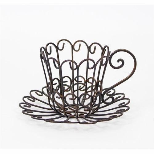 咖啡杯造型花器