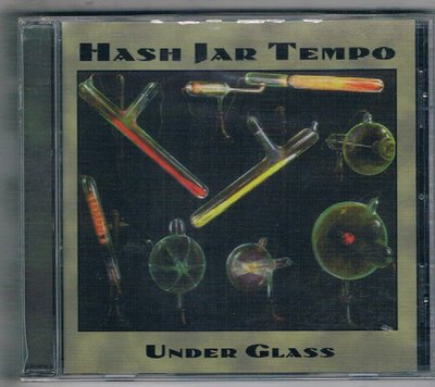 [鑫隆音樂]西洋CD-Hash Jar Tempo:Under The Glass {DFR44} 全新/免競標