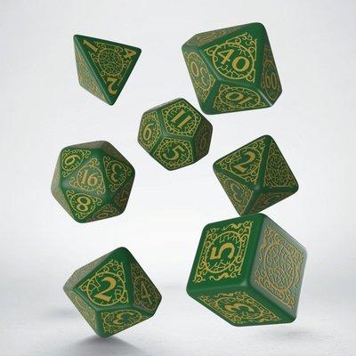 骰子人桌遊-尋路者傳奇 Pathfinder Jade Regent 7入套骰Q-WORKSHOP=