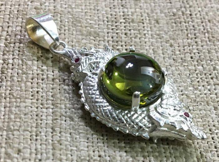 ~如是P869水龍珠(純銀檯)又稱天界寶石