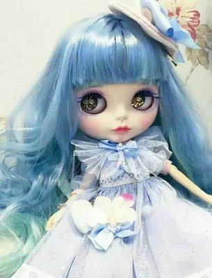 【改妝】blythe小布 小布娃娃 碧麗絲 大頭娃娃 芭比娃娃 手工娃娃 改娃 娃媽訂製 玩具 模型 公仔 一路向北