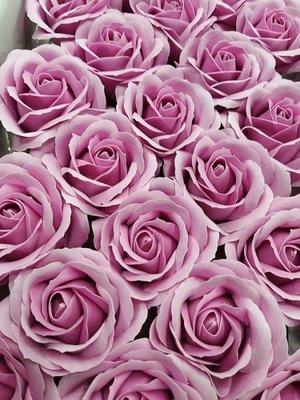 大宗批發**200元25朵香皂花系列--5層盛開大朵/玫瑰花頭