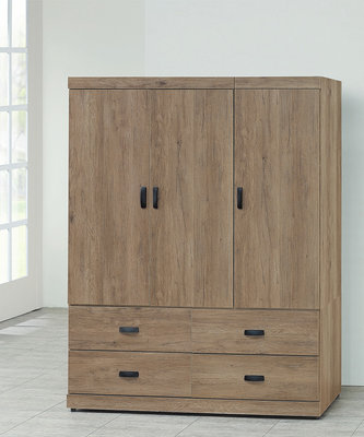 【欣和床店】5X6尺克士娜衣櫥/衣櫃(C)