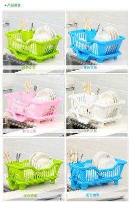 (無滴水底盤)瀝水收納碗籃碗筷架餐具碗盤架鍋架置物架收納滴水碗盆收納架瀝水碗碟架廚房置物架洗碗好幫手