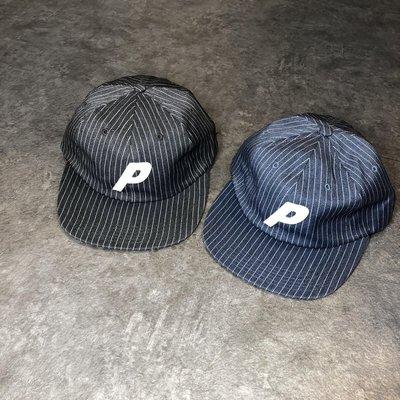 【Faithful】PALACE PAL HAT 【PALACE_HAT011】棒球帽 條紋 三色 (可調式)