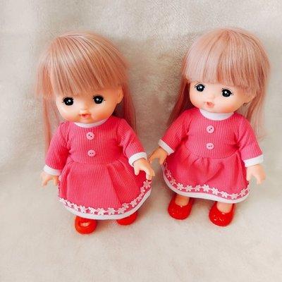 「美樂媽咪」小美樂 小花玩偶 洋娃娃服(小美樂.小花)通用 小美樂衣