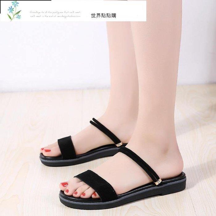 小黑鞋 基礎百搭涼鞋 女可以當拖鞋 一鞋 兩穿兩用可以下水的踩水夏天 海灘鞋 涼鞋 溯溪鞋 運動鞋 戶外鞋