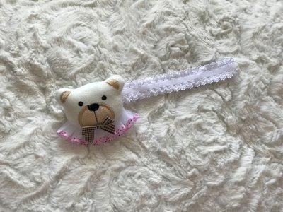 Handmade baby headband 兒童髮飾 頭飾 嬰兒髮箍