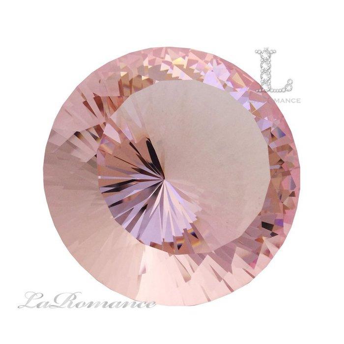 【芮洛蔓 La Romance】 璀璨鑽型水晶鑽 – 15 cm / 招財 / 聚財 / 幸運色