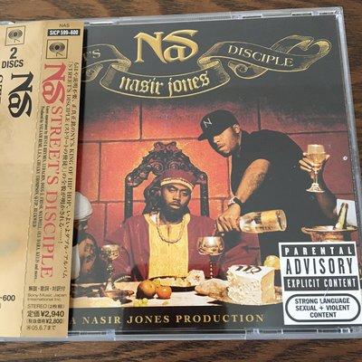 [老搖滾典藏] NAS-Street's Disciple 2CD 日版專輯