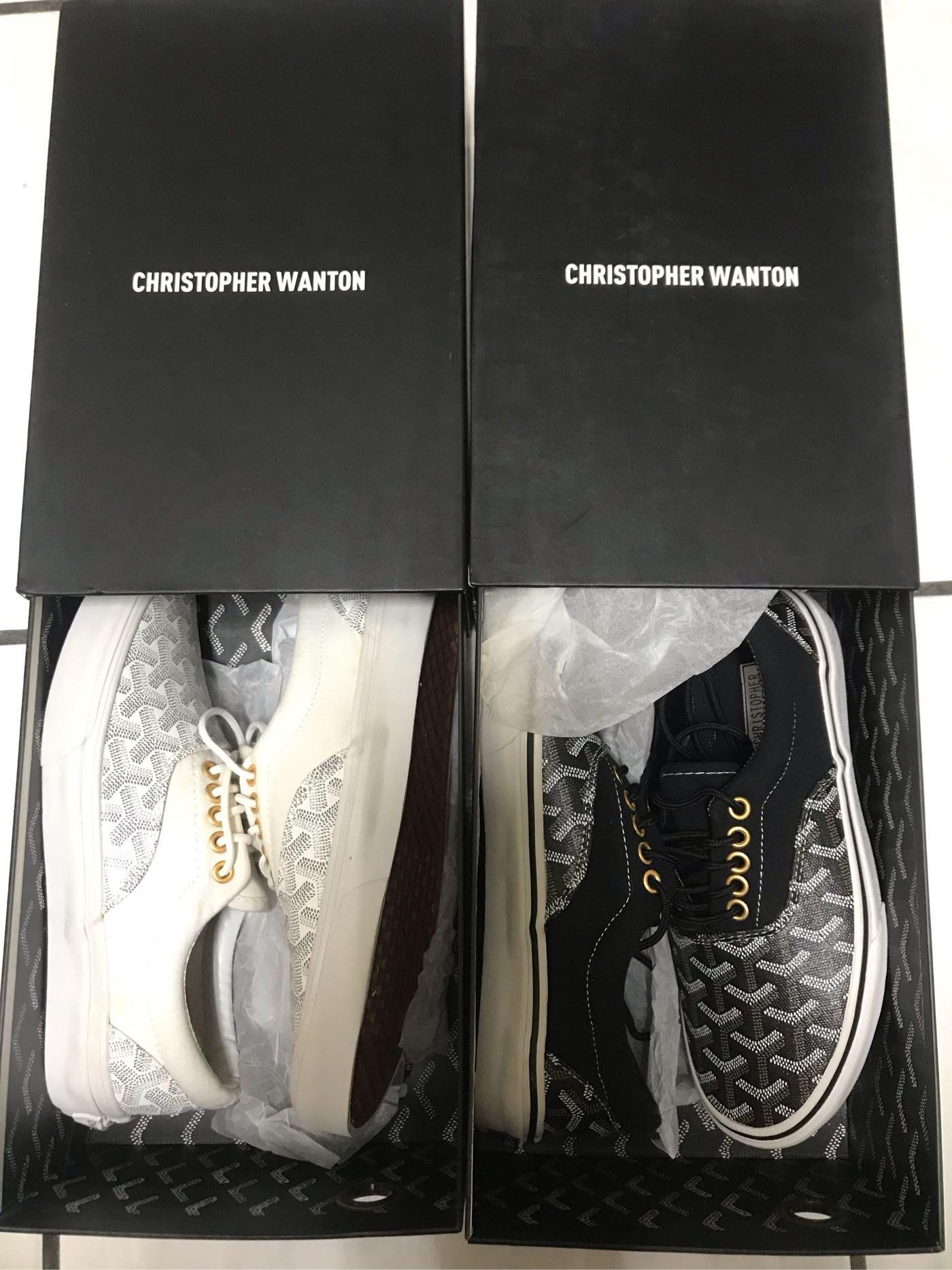 Goyard 鞋款 便宜出售